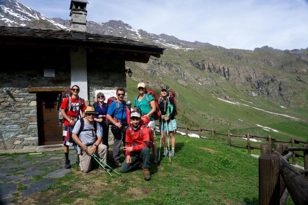 Monte Rosa Trek 6