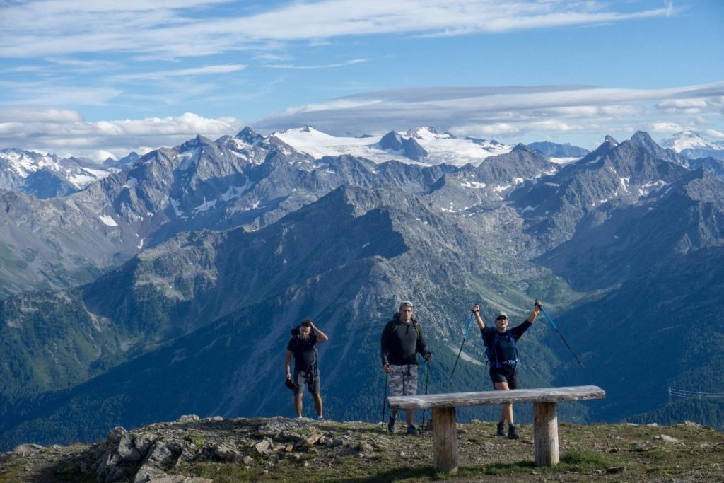 Tailor Made Tour of Mont Blanc 3