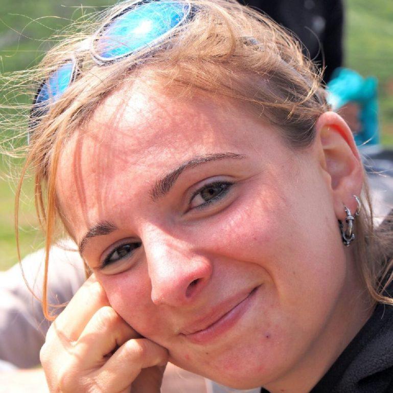 Giulia Trekking Alps