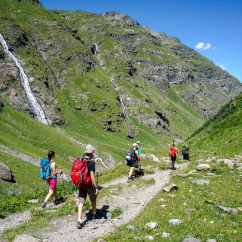 Gran Paradiso Mont Blanc