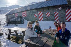 Excellent 2 days walking in Mt.Robeinet