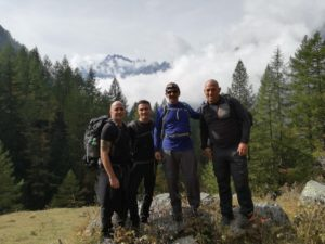 Great Hike in Aosta Valley with Trekking Alps
