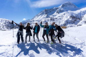 Awesome experience trekking the Susa Valley!