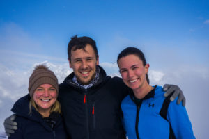 3 day hike in Aosta
