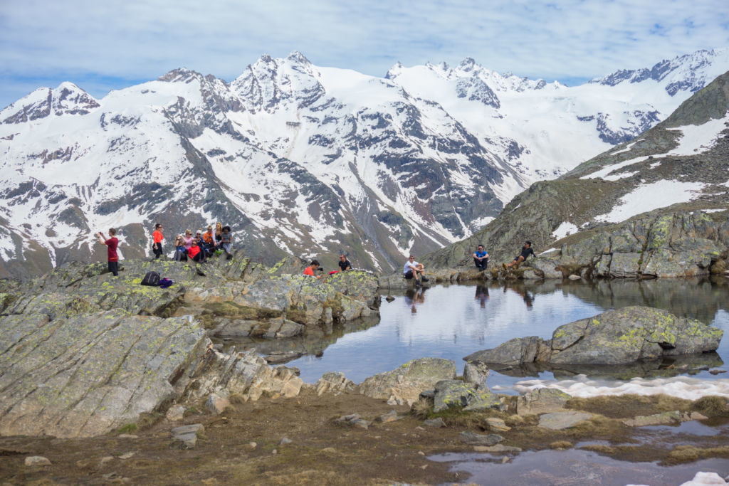 SFG Hike 2018 - Corporate Trip Hiking in the Alps 2