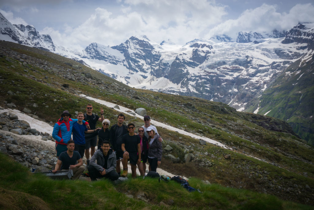 SFG Hike 2018 - Corporate Trip Hiking in the Alps 5