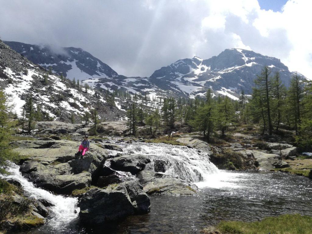 Hiking Italian Alps - Aosta Valley