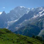 Italian Alps - Monte Bianco Header