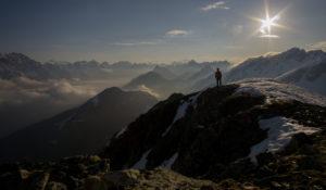 Alternatives to Tour of Mont Blanc or Dolomites
