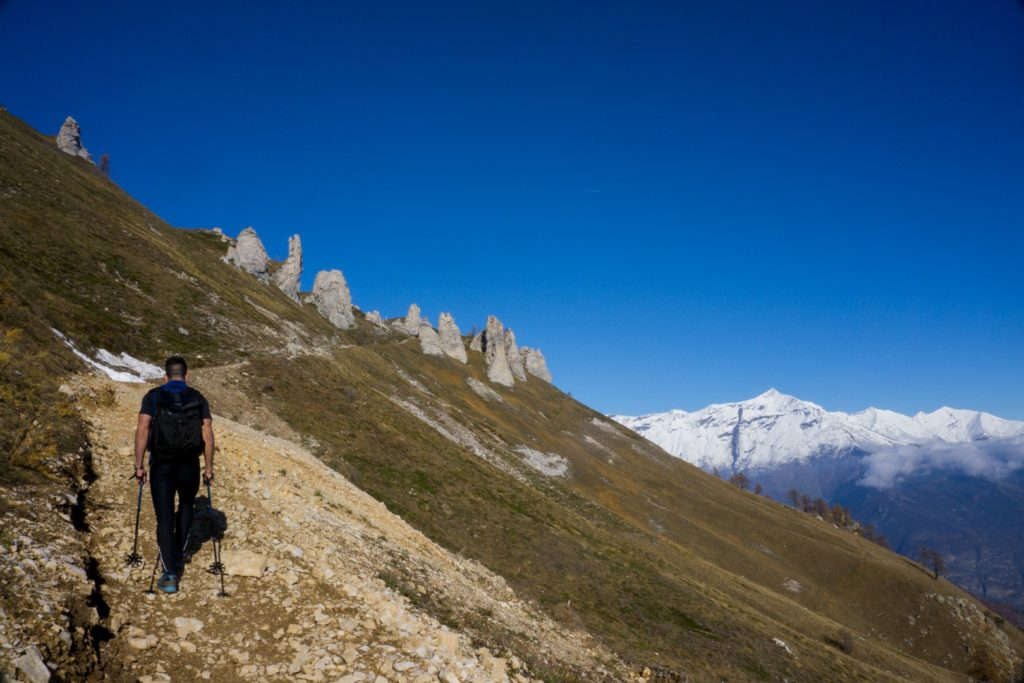 Susa Valley and Trekking Alps on The Boston Globe! 1