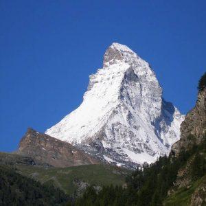 Trekking Alps Matterhorn