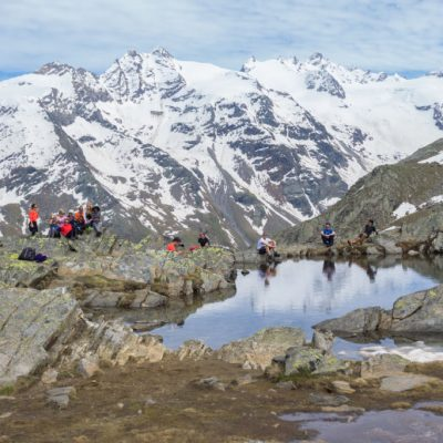 corporate trips in the alps