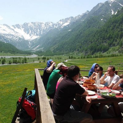 DeluxeTrek - gourmet_hiking tour_Italian_Food