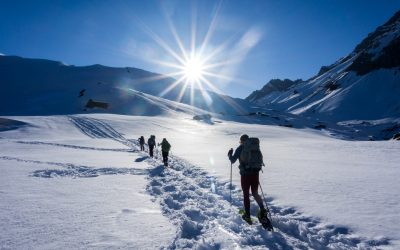 Winter Trekking Alps3