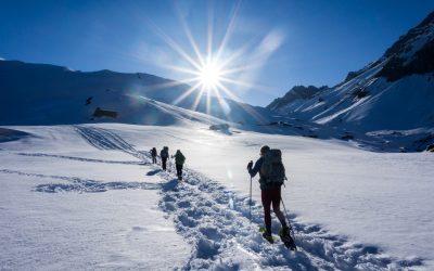 Winter Trekking Alps3